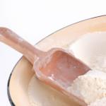 biała mąka i cukier